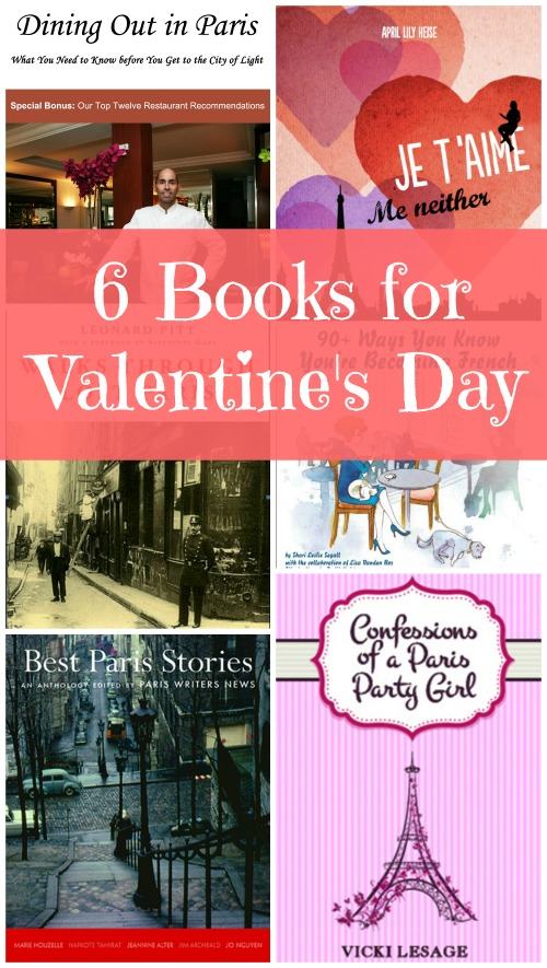 6 Books for the Perfect Valentine's Day Gift