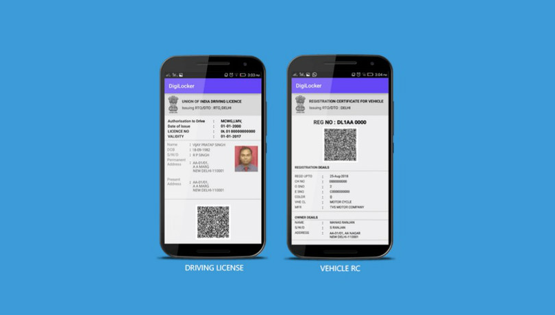 The Most Effective Method To Continue Driving Licence On Your Cell Phone Utilizing DigiLocker
