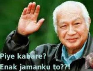 Latar Belakang Sejarah Lahirnya Orde Baru dan Pelantikan Presiden Soeharto