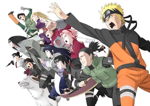 Naruto Shippuden: Los herederos de la voluntad de fuego (1/1) (412MB) (HDL) (Sub Español) (Mega)