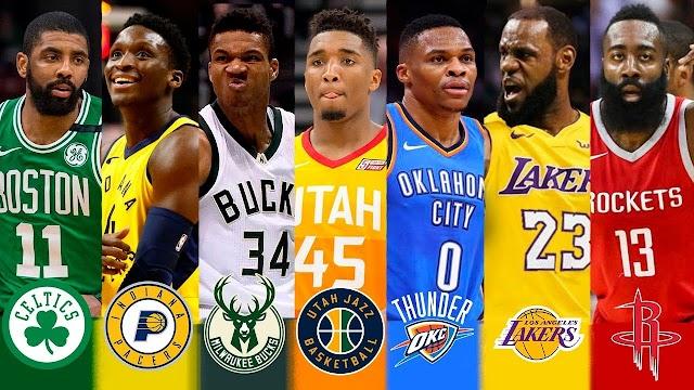 NBA: HAWA NDIO WACHEZAJI WANAOONGOZA KATIKA UFUNGAJI, ASSISTS, REBOUNDS, BLOCKS NA STEALS MPAKA SASA