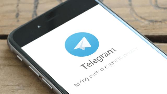 Pavel Durov menjunjung tinggi privasi pengguna telegram