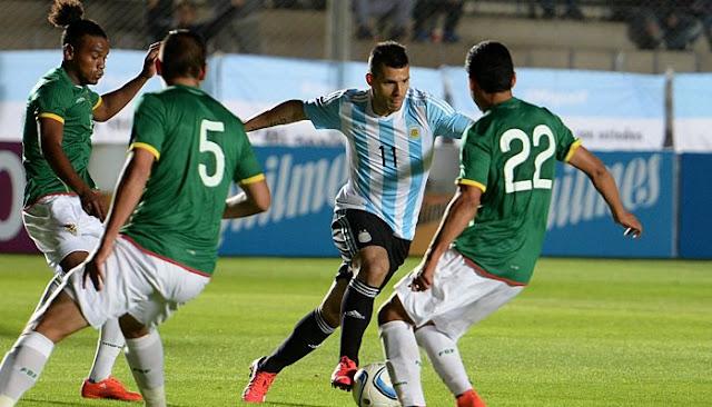 Argentina vs Bolivia en vivo Eliminatorias Rusia 2018