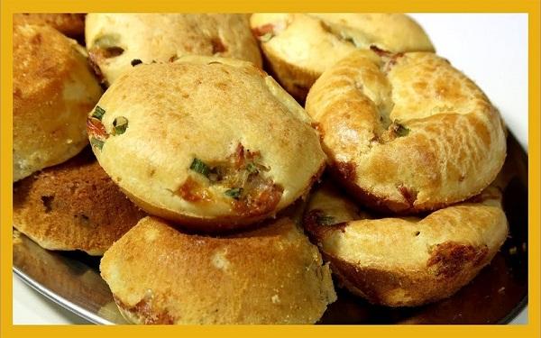 Receita de tortinhas de frango de liquidificador (Imagem: Reprodução/Picsnaper)