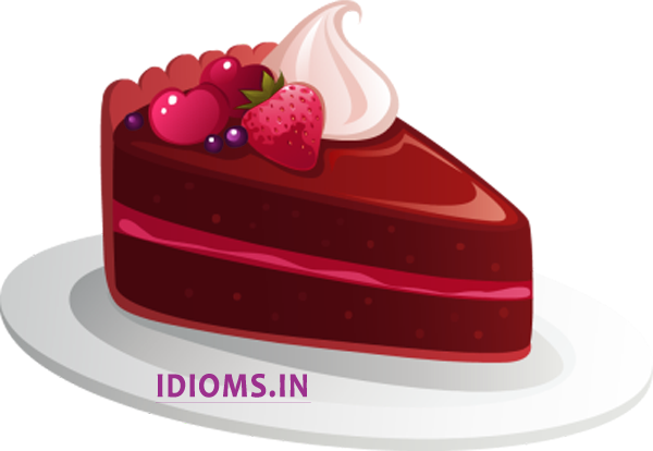 Cake Artist Meaning : Visual Idioms