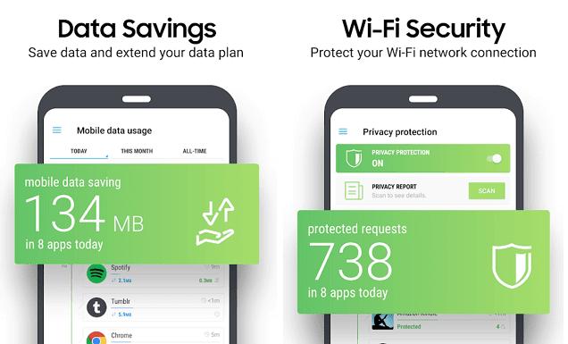 Samsung Max, Aplikasi Penghemat Data Dan Perlindungan Privasi