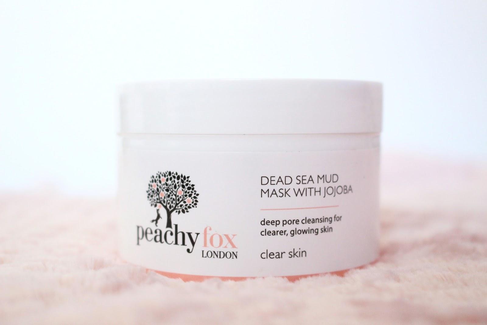 PeachyFox Mud Mask