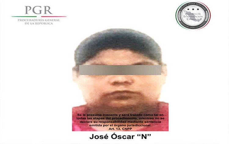 """Fuerzas federales detuvieron en Jalisco a José Óscar García Ramírez, """"El Cabús"""" lider del """"CJNG"""""""