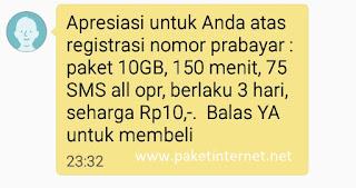 Cara Dapat Kuota Gratis Telkomsel 25GB Nol Rupiah Terbaru