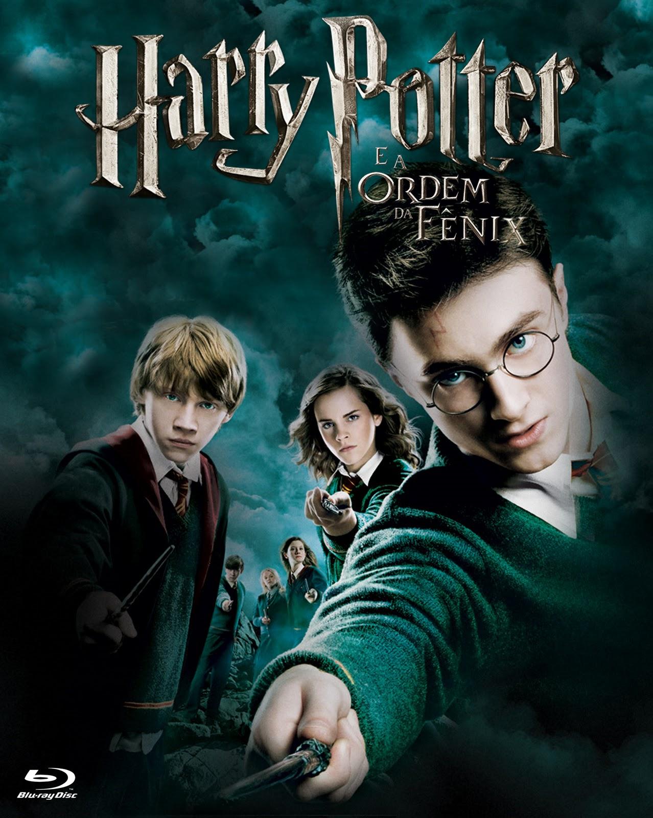 Harry Potter e a Ordem da Fênix – Dublado