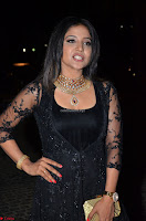 Sakshi Agarwal looks stunning in all black gown at 64th Jio Filmfare Awards South ~  Exclusive 060.JPG