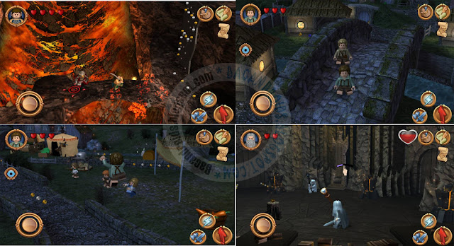 Download Game LEGO the Lord of the Rings Update terbaru Free APk Data full