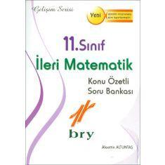 Birey 11.Sınıf İleri Matematik Konu Özetli Soru Bankası (2016)