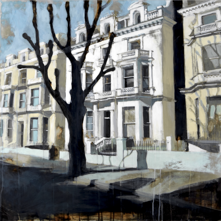 06-Holland-Park-Camilla-Dowse-Soothing-Architectural-Acrylic-Paintings-www-designstack-co