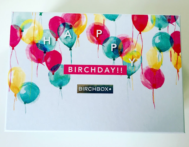Happy Birthday Birchbox - September 2015