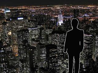 Resultado de imagem para solidão na cidade