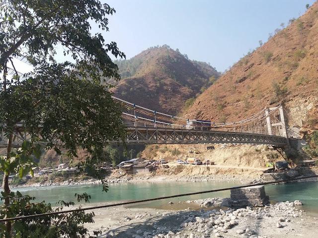 Jayaramghat Bridge, Dudhkoshi Khotang