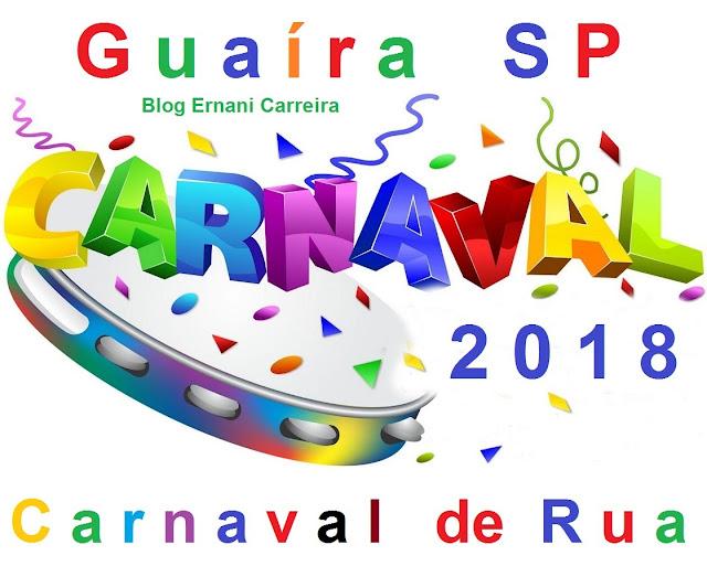 Carnaval Guaíra SP 2018 se sim ou não