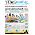 NAIJA NEWSPAPERS: TODAY'S THE GUARDIAN NEWSPAPER HEADLINES [5TH SEPTEMBER, 2017].