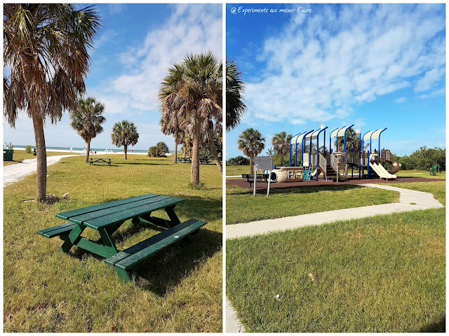 Florida - St. Pete Beach - Fort de Soto Park {EamK on Tour}