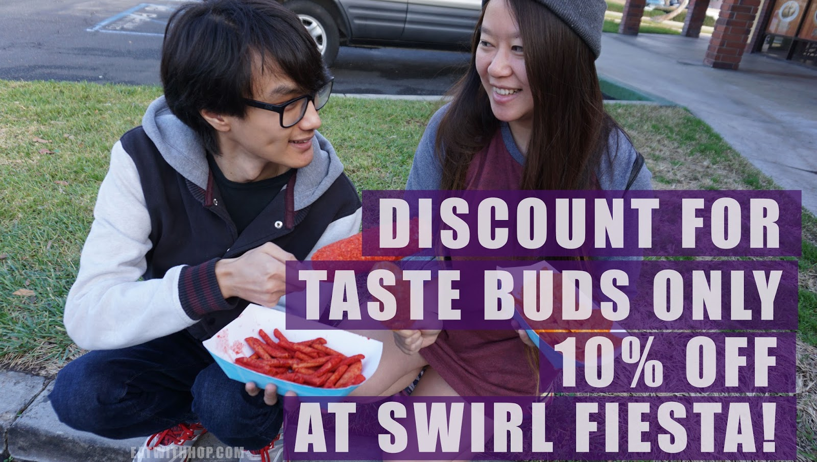 TASTE BUDS ONLY: Get 10% Off Any Swirl Fiesta Purchase in Riverside!