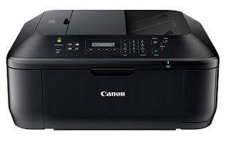 printer is an affordable multifunction printer ideal for dwelling solid offices that ask high p Canon PIXMA MX476 Printer Driver Download