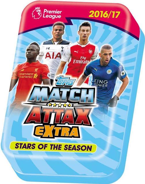 Match Attax EXTRA 16//17 2017-614-Thorgan Hazard-Moment magique