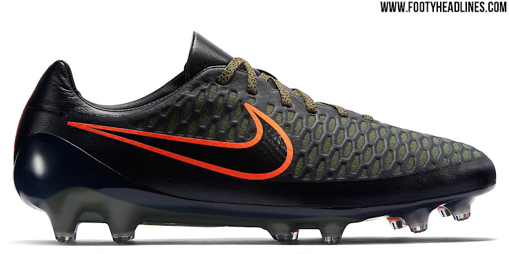 1b33d400f382 Black / Orange Nike Magista Opus Summer 2015 Boots Released - Footy ...