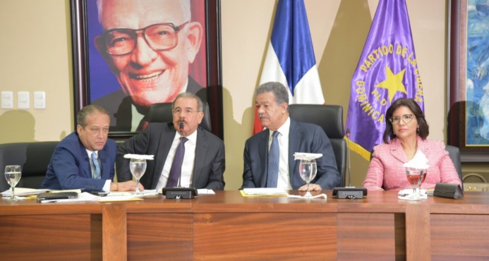 Reinaldo dice declaraciones de Moura evidencian que Odebrecht no financió campaña de Medina