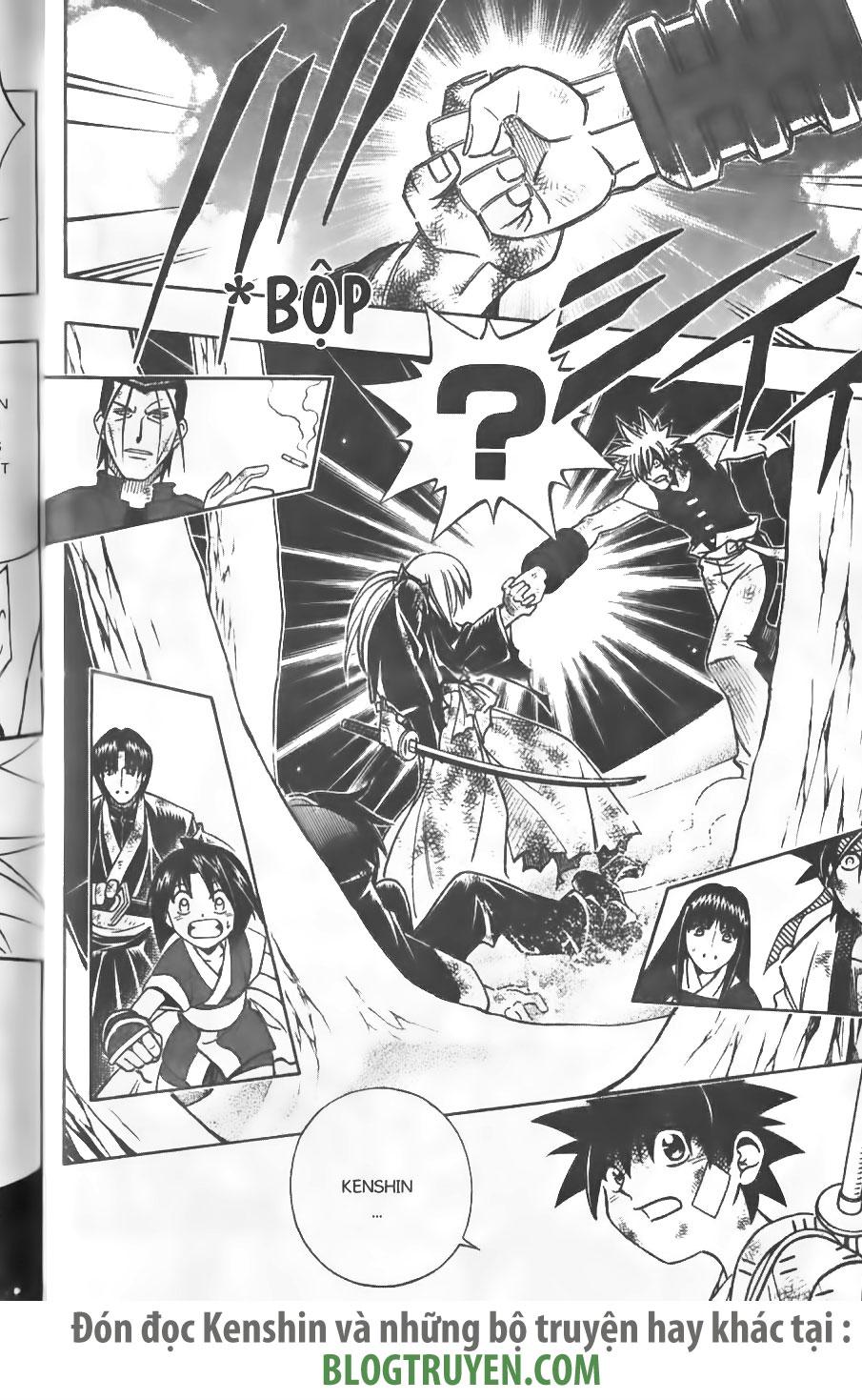 Rurouni Kenshin chap 250 trang 14