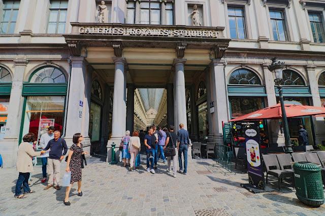 zwiedzanie Brukseli, atrakcje Brukseli