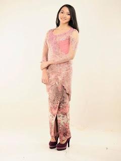 model rok bawahan batik panjang