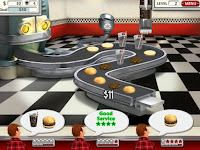 Permainan Memasak Burger Shop Gratis Online
