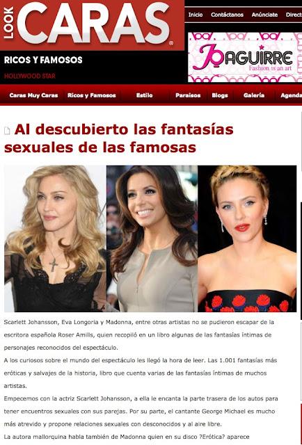 Revista CARAS de Venezuela | Al descubierto las fantasías sexuales de las famosas