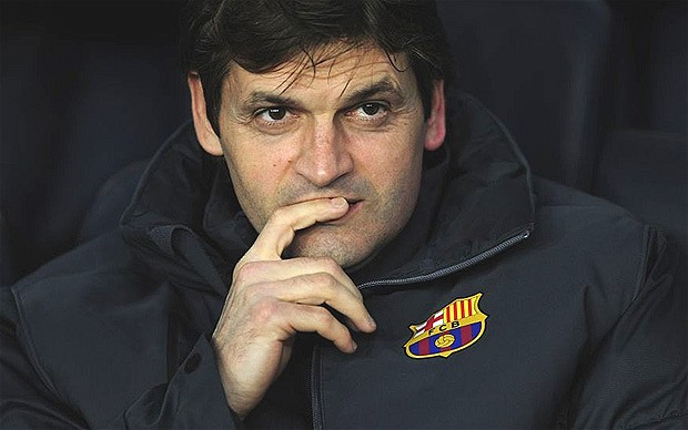Tito Vilanova steps down as Barca Coach