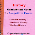 [PDF] Indian History Handwritten Notes For Competitive Exams [Full+Summary]