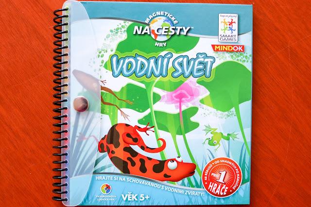 Recenze hry Vodní svět na blogu www.spoluhratky.eu