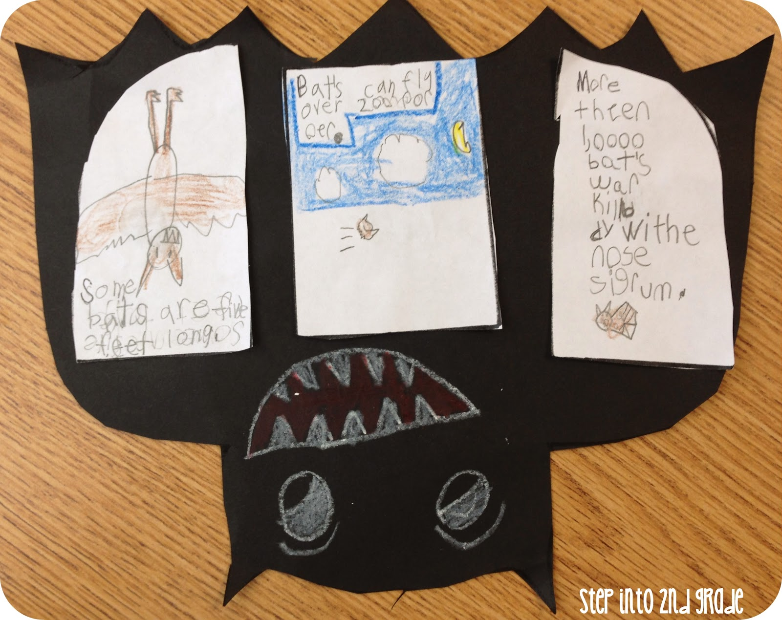 Step Into 2nd Grade With Mrs Lemons Bats Bats And More Bats