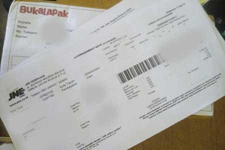Cara Cek Nomor Resi JNE Kiriman Yogyakarta