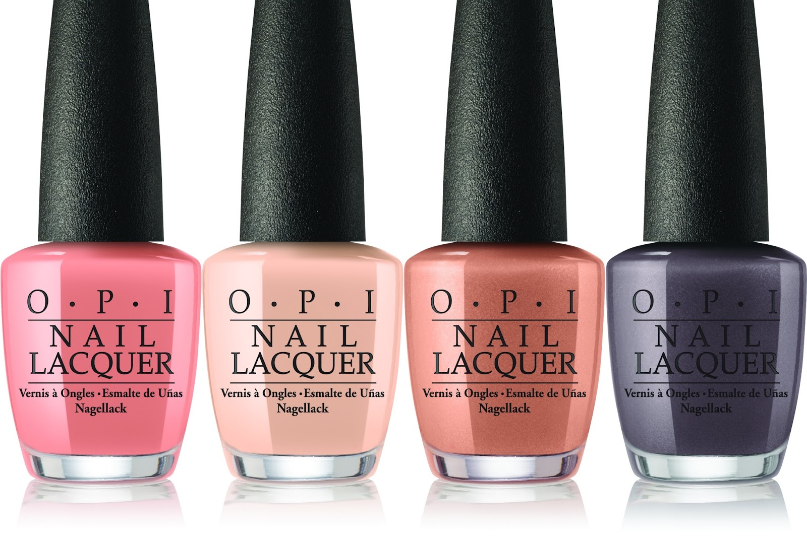 Preview │opi Launches California Dreaming Collection For Summer 2017 Polished Polyglot