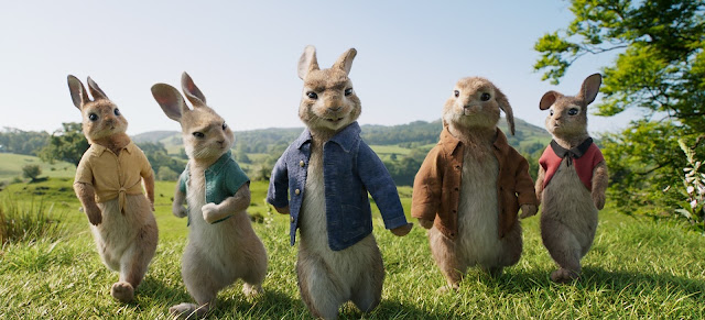 Cine: Peter Rabbit
