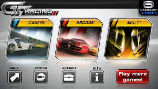 GT Racing: Motor Academy apk + data