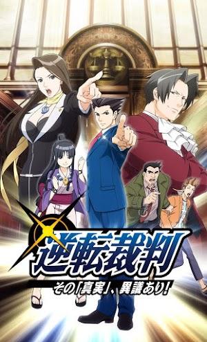 """Gyakuten Saiban: Sono """"Shinjitsu"""", Igi Ari! 24/24 HDLigero 110 MB SUB ESPAÑOL (MEGA)"""