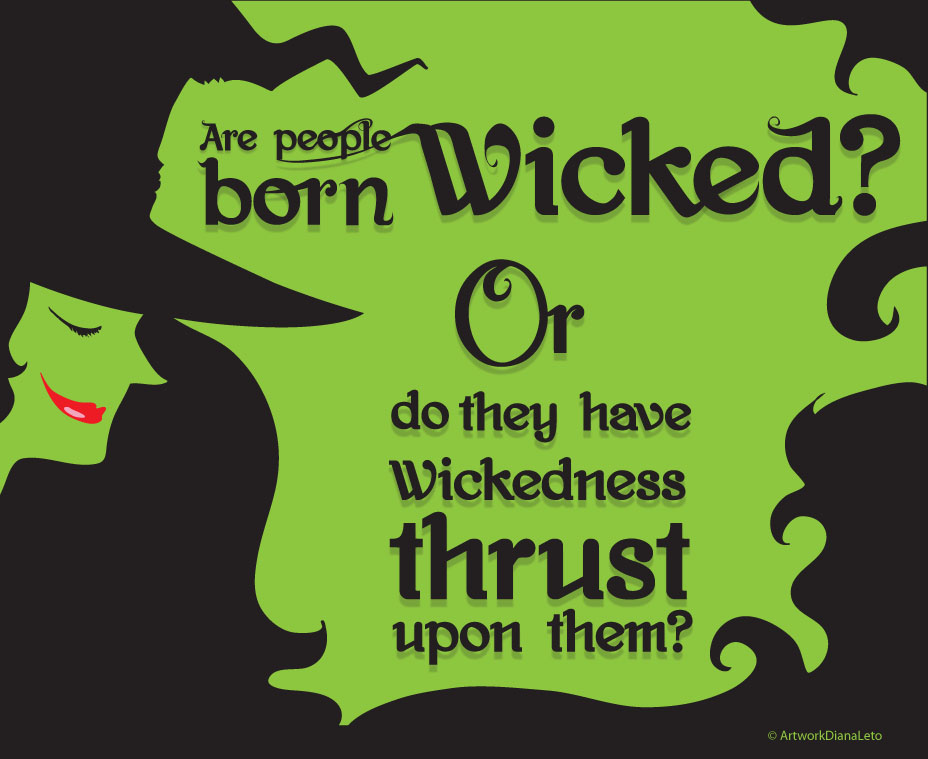 Diana Leto: Wicked Typography Design