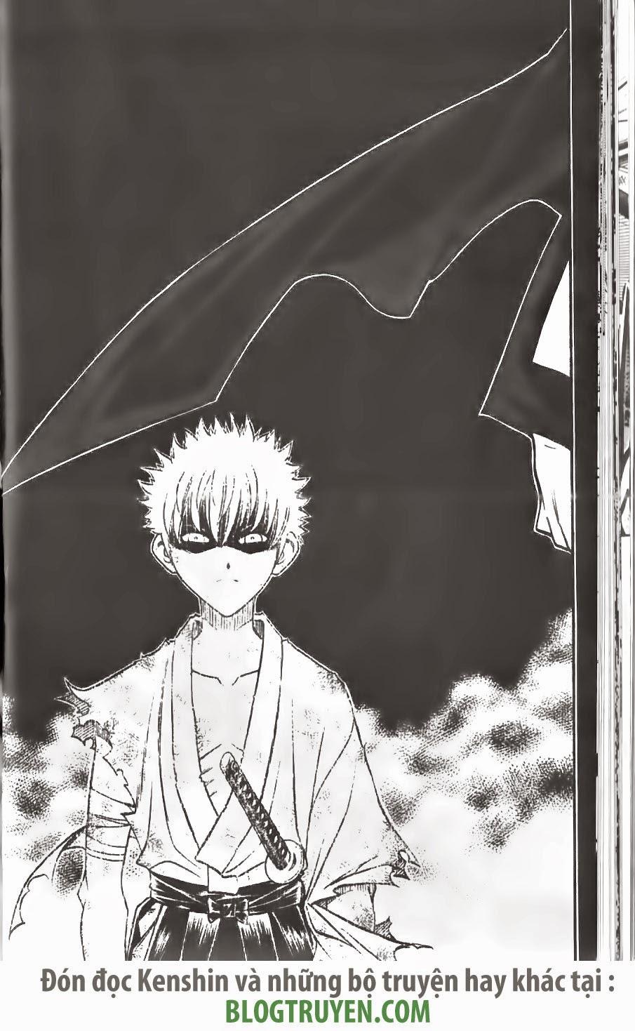 Rurouni Kenshin chap 162 trang 17