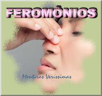 Feromônios. O cheiro exalado pelos seres vivos para interação entre os indivíduos da mesma espécie.