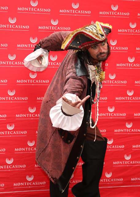 Swashbuckling Caribbean #Pirates Adventure at #movies @MontecasinoZA