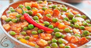 Matar Paneer Recipe || Indian Special
