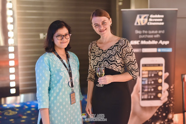 Czech Republic Film Festival 2018 Malaysia Launch at GSC Pavilion KL CRFF2018
