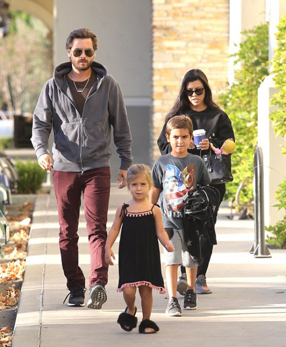 Kourtney Kardashian Scott Disick Relationship Quotes People